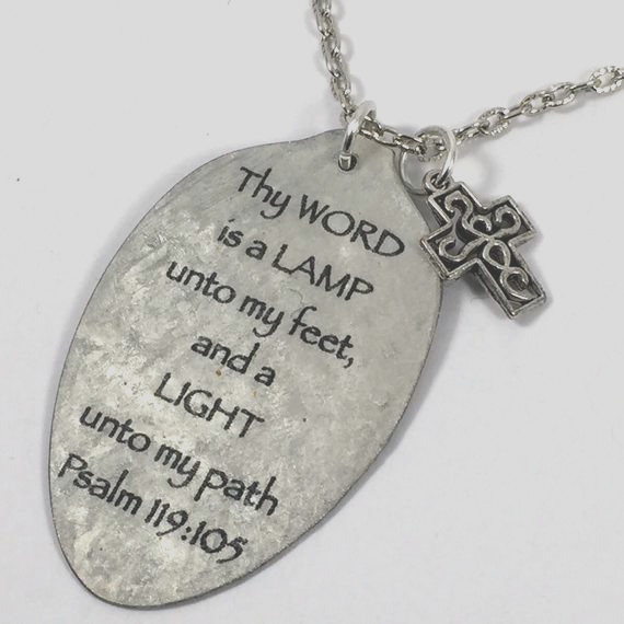psalm thy word is a lamp unto my