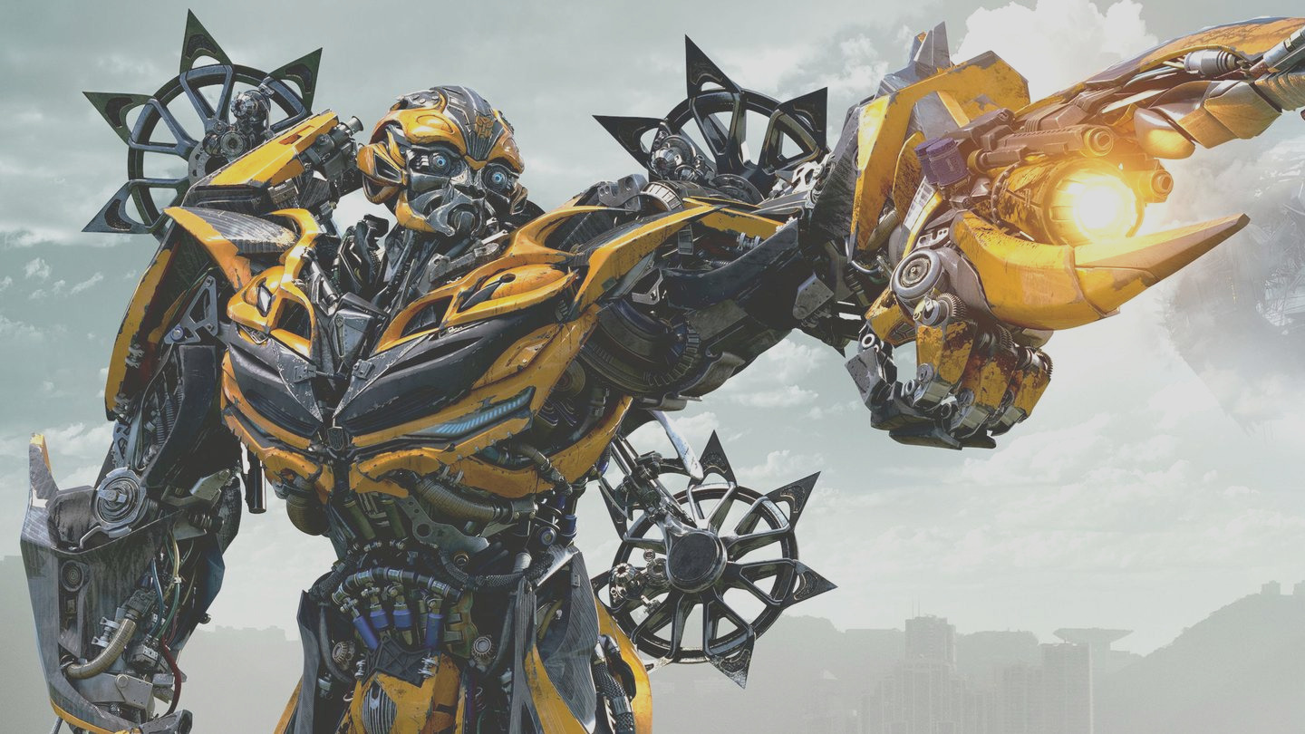transformers bumblebee real voice