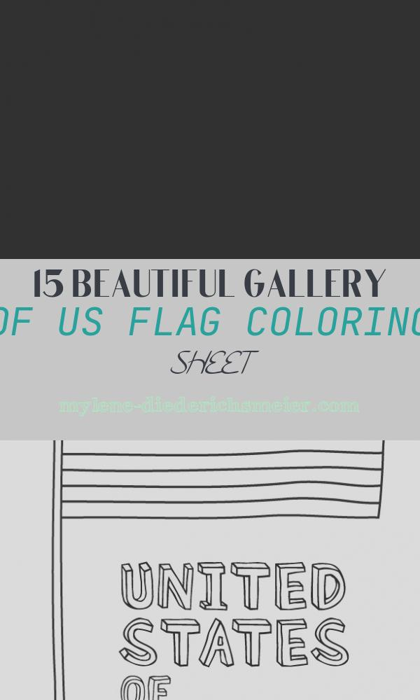 Us Flag Coloring Sheet Unique American Flag Coloring Page for the Love Of the Country