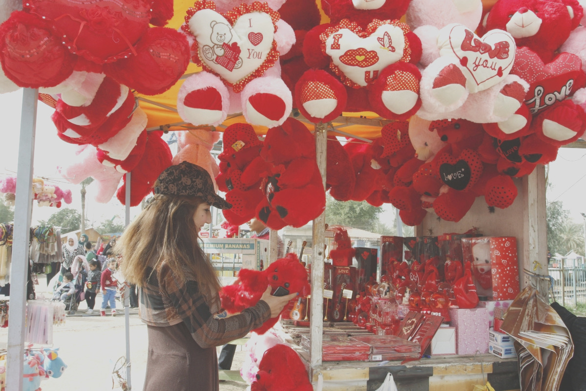 valentines day 2016 prestons residents expected spend most uk