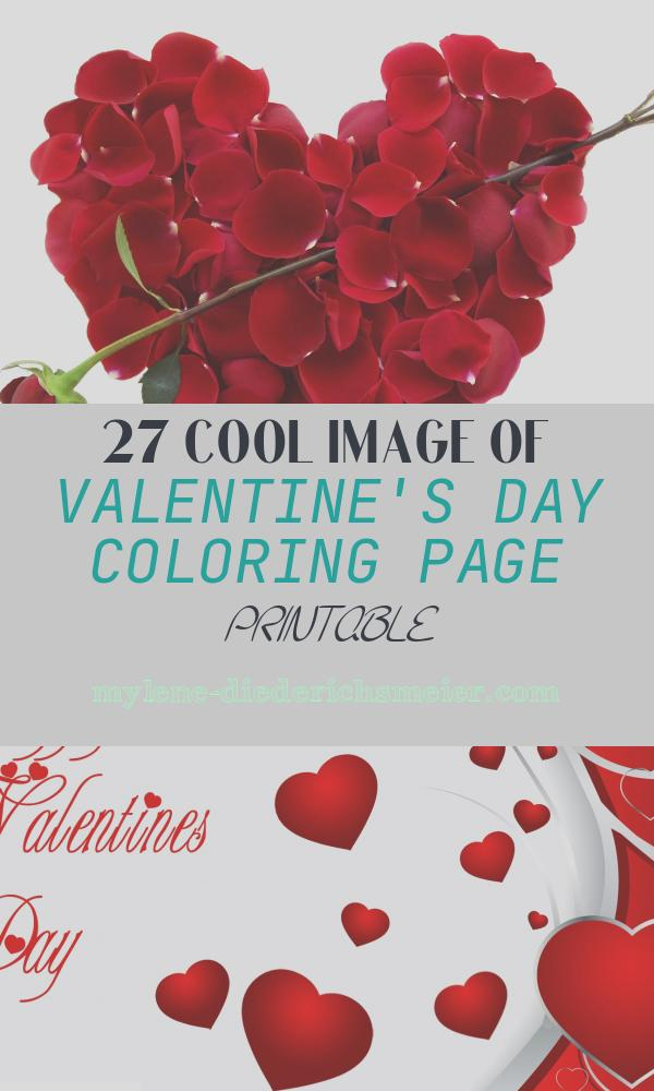 Valentine's Day Coloring Page Printable Luxury Last Minute Valentine S Day Gift Picks for for Ful