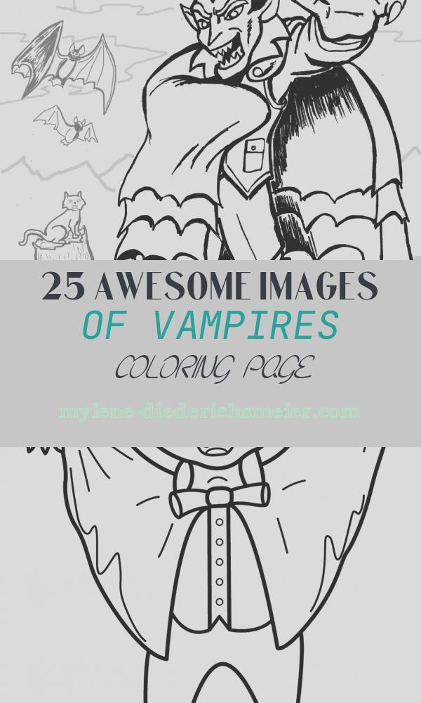Vampires Coloring Page Unique Free Printable Vampire Coloring Pages for Kids
