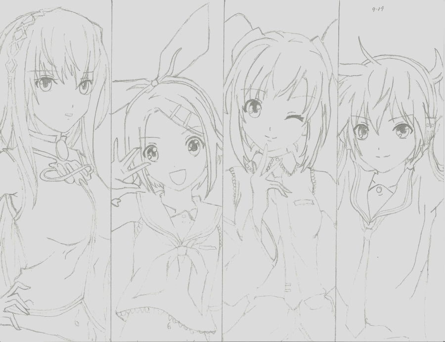 Vocaloid Unfinished