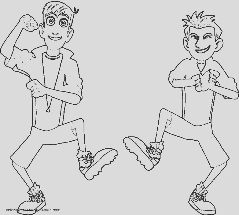 wild kratts coloring pages to print tar3lp