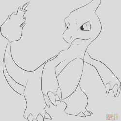 Charmeleon Coloring Page Lovely Charmeleon Coloring Page