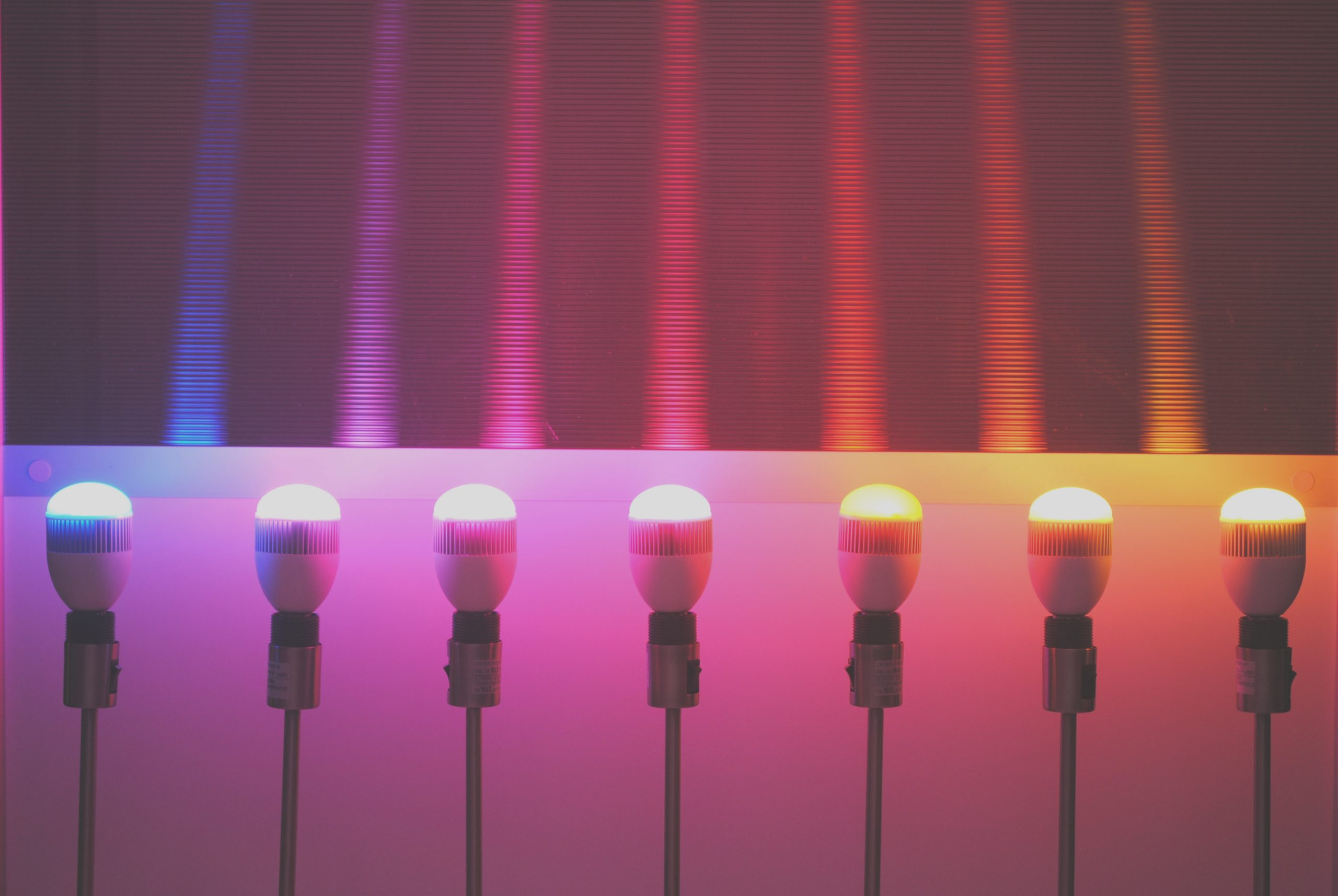 add some color to your world with ilumis led light
