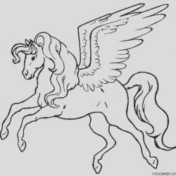 Coloring Page Pegasus Fresh Printable Pegasus Coloring Pages for Kids