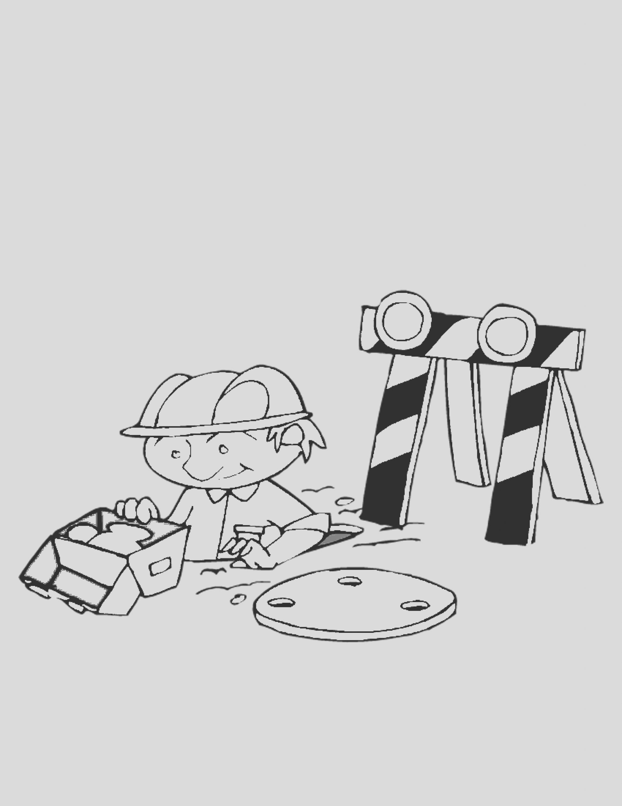 construction trucks equipment coloring pages for kids printable activity sheet for free 9 2