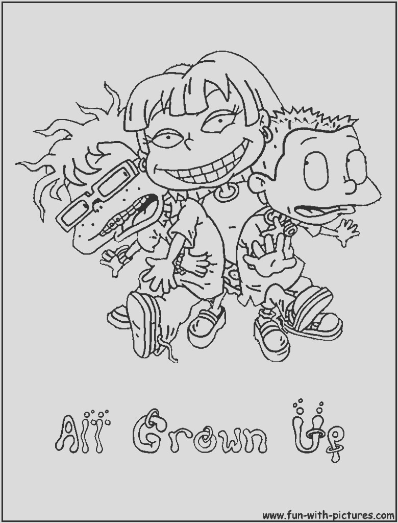 all grown up colouring pages
