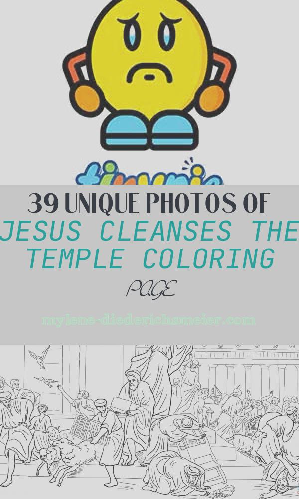 Jesus Cleanses the Temple Coloring Page Lovely Jesus Cleanses the Temple Coloring Page Coloring Pages