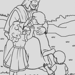 Jesus Loves Me Coloring Page Printables Luxury Free Printable Jesus Coloring Pages for Kids