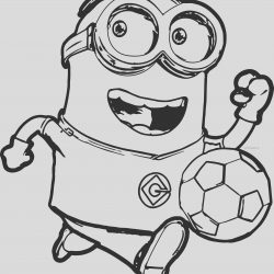 Minion Coloring Picture Inspirational Minion Coloring Pages Best Coloring Pages for Kids