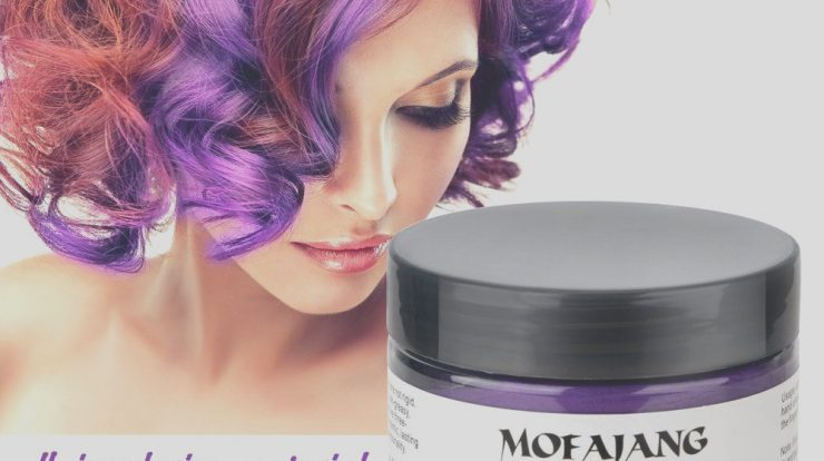 Mofajang Hair Coloring Best Of Mofajang 7 Colors Disposable Hair Color Wax Mud Dye