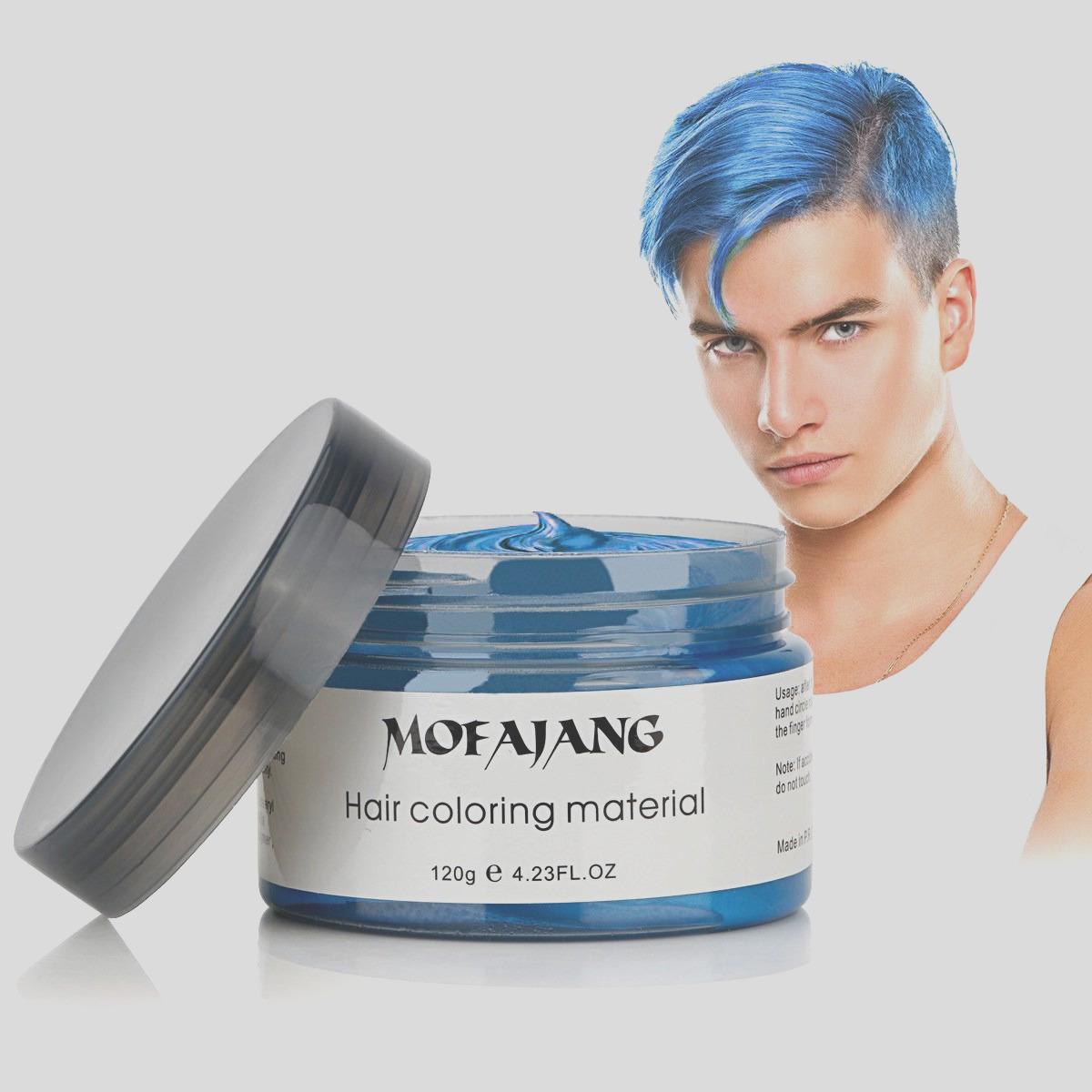 mofajang grey hair dye