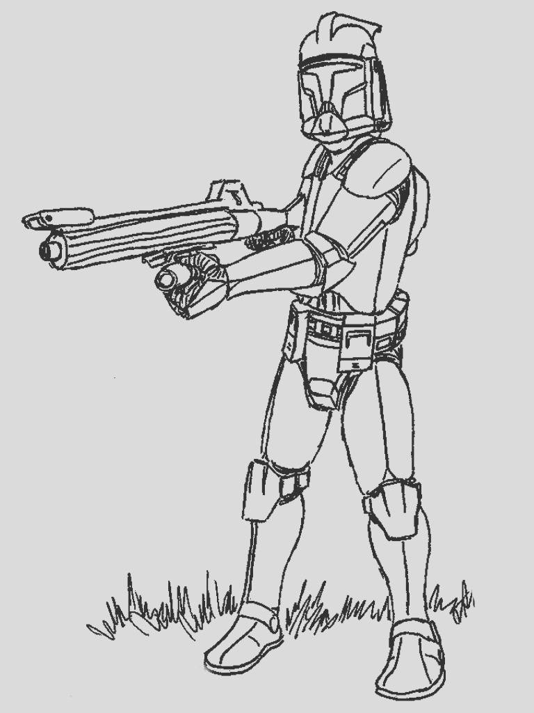 free printable star wars coloring pages
