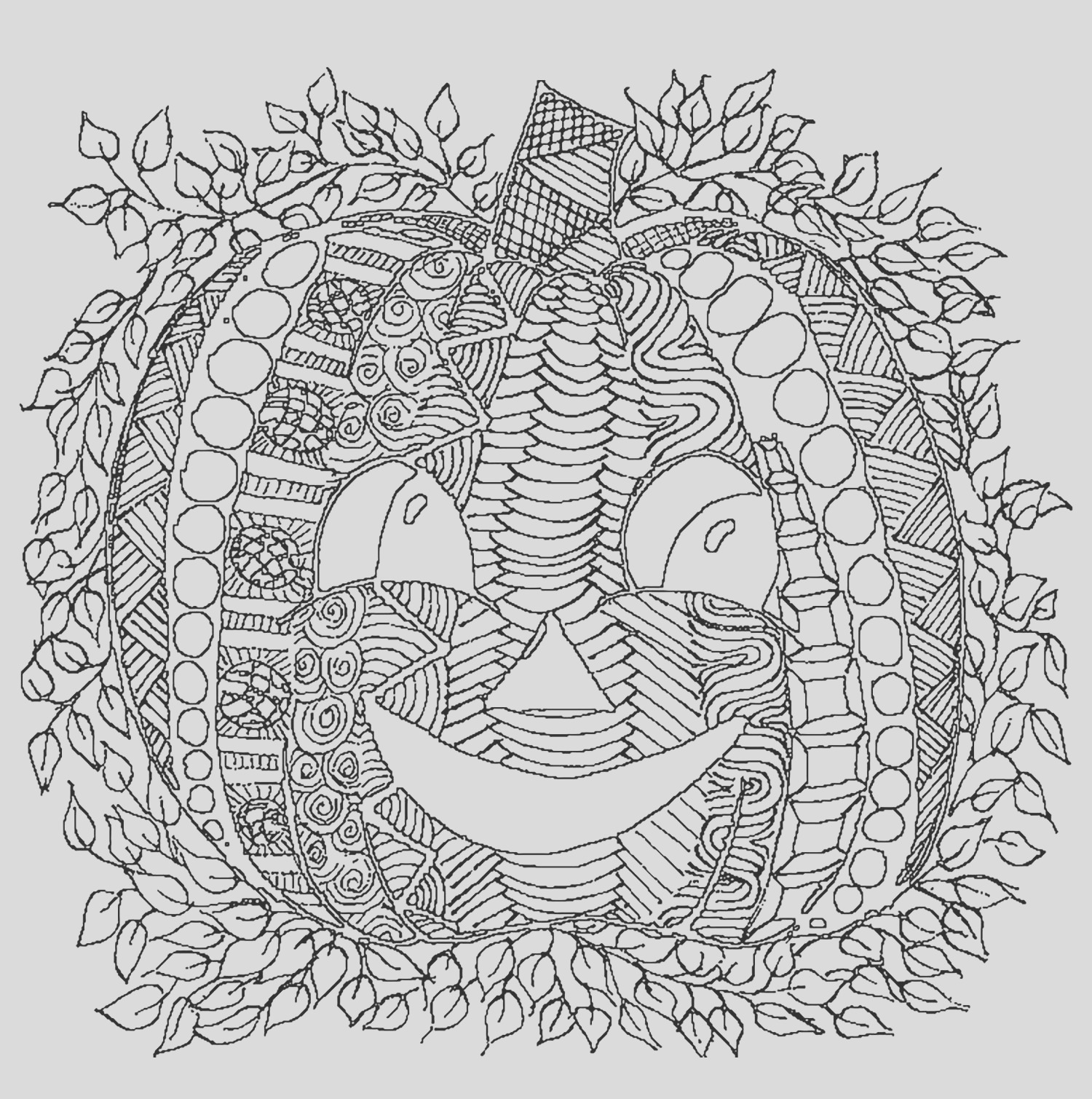 halloween adult coloring pages image=events halloween coloring adult halloween pumpkin drawing 1
