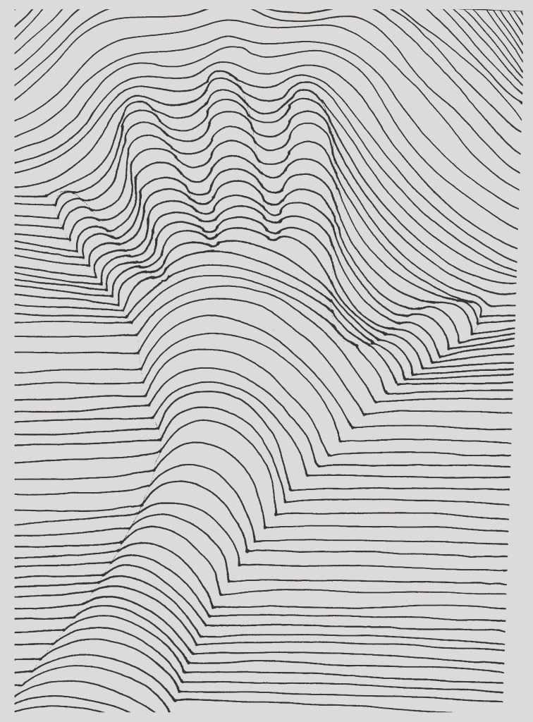 Get coloring page Hand lines