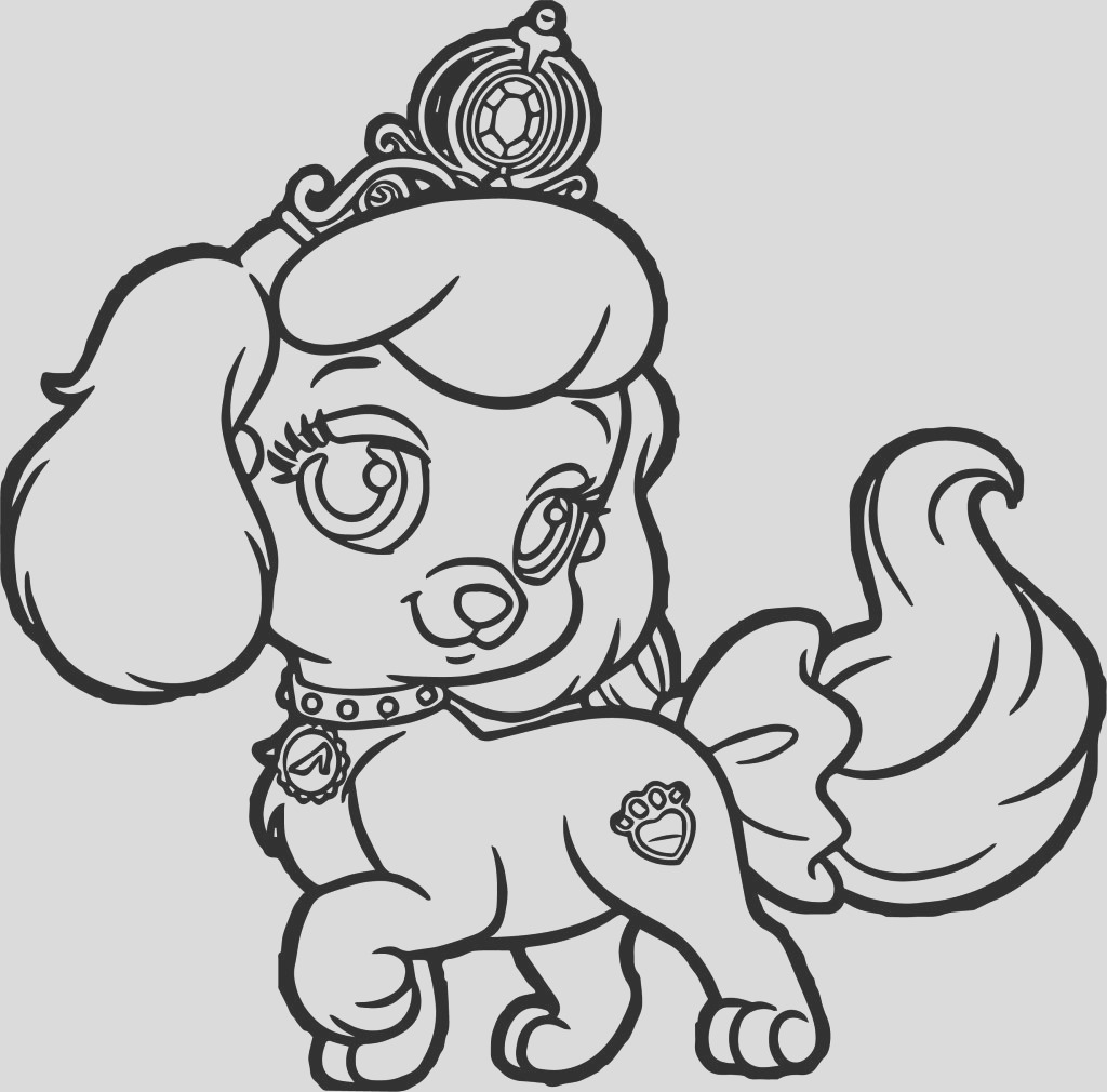 girl pumpkin pup puppy dog coloring page