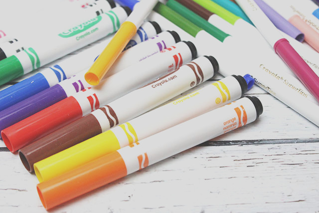 kids markers tips tricks for adults