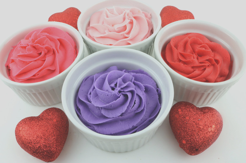 how to make valentines day frosting