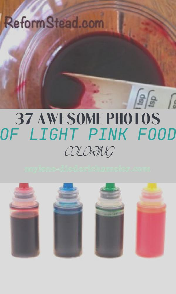 Light Pink Food Coloring Best Of Hibiscus Natural Food Coloring