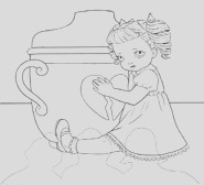Cry Baby Coloring Book
