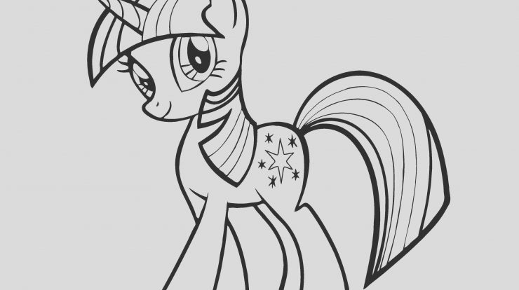 My Little Pony Coloring Page Twilight Sparkle Beautiful My Little Pónei Pônei Colouring Sheets Twilight Sparkle
