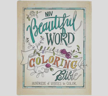 Beautiful Word NIV Coloring Bibleoduct F