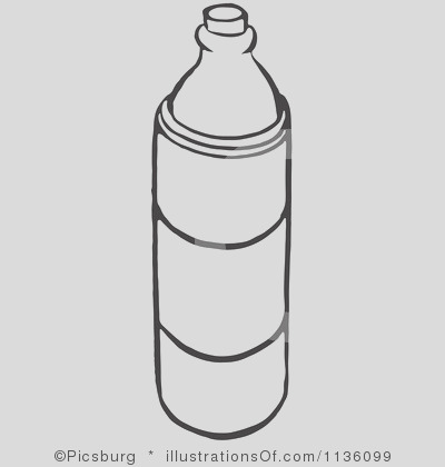 water clipart black and white