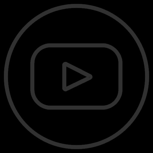 video play subscribe logo channel tube youtube icon
