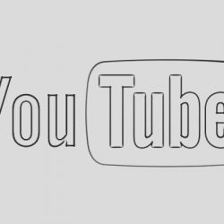 Youtube Logo Coloring Page New Youtube Logo Sketch Image Sketch