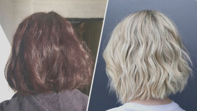 how long before you can wash your hair after coloring it