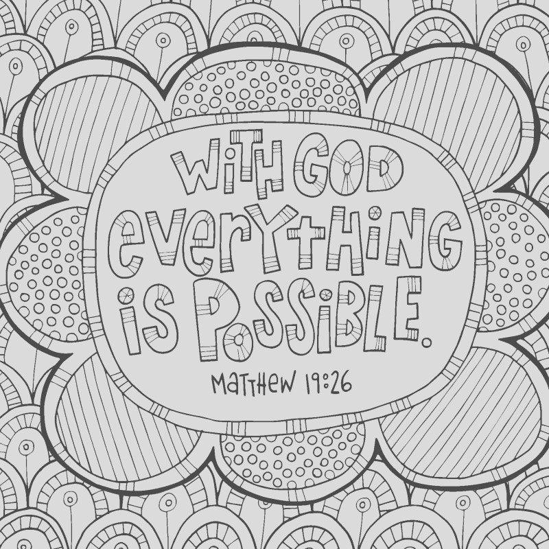 free coloring devotional pages for teens