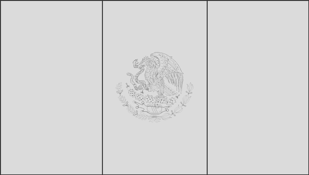 free printable mexico flag