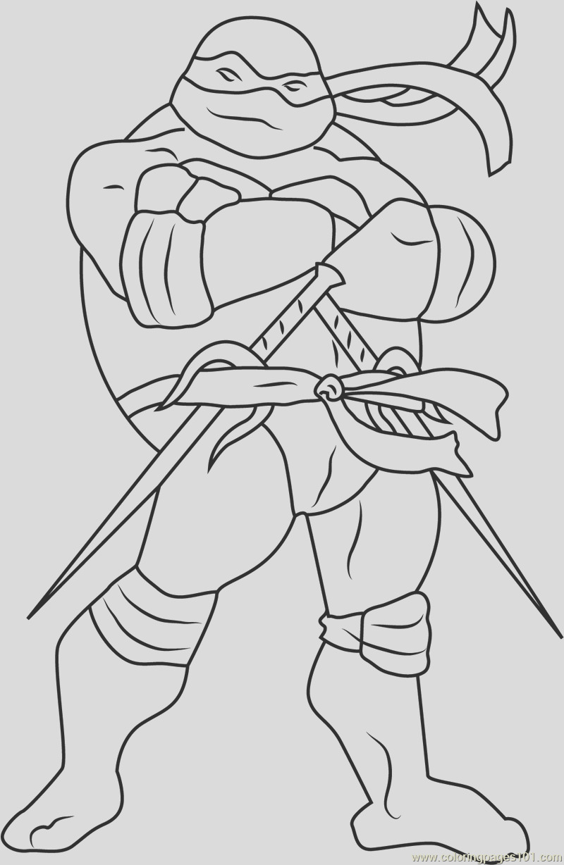 raphael coloring page
