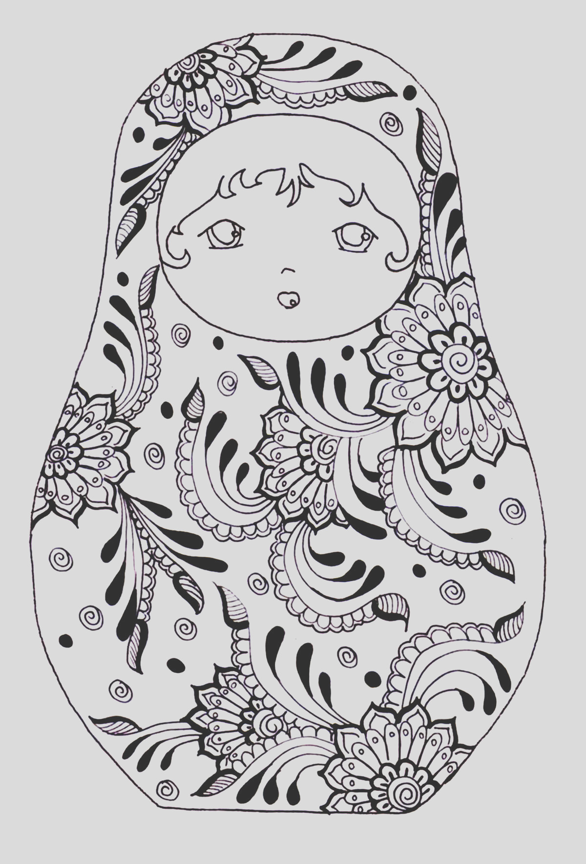 image=russian dolls coloring russian dolls 3 1
