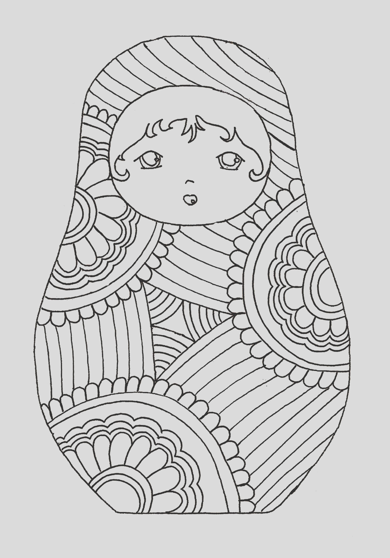 image=russian dolls coloring russian dolls 9 1