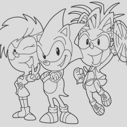 Sonic Underground Coloring Page Luxury sonic Underground Coloring Pages Coloring Home